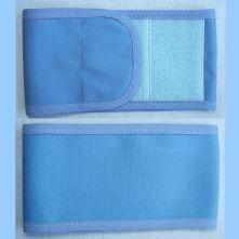 Plain Wrap Armband - Mid Blue